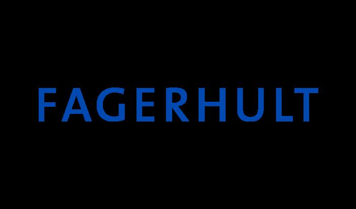 Logotyp Fagerhults Belysning. Fagerhult lanserar sitt nya bländskydd.