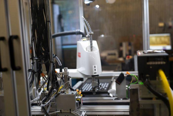 automation specialmaskiner monteringshjälpmedel produktionslinjer
