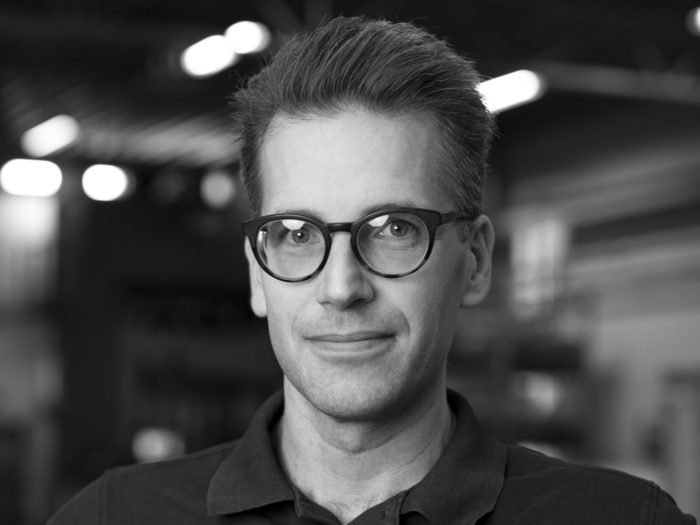 Personal på Östrand & Hansen: Gunnar Axelsson