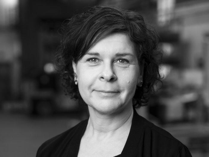 Personal på Östrand & Hansen: Karin Staaf