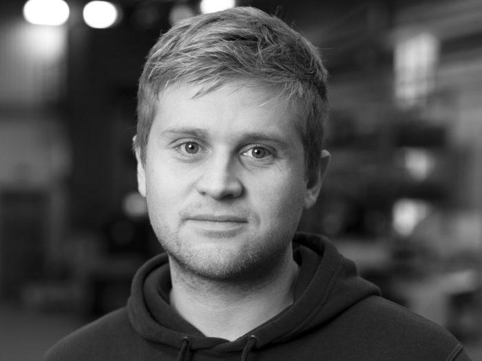 Personal på Östrand & Hansen: Niklas Mattsson
