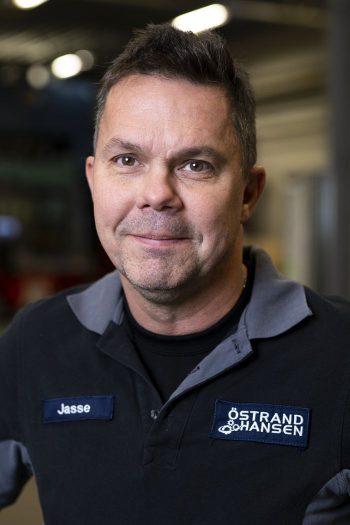Personal på Östrand & Hansen: Anders Jansson