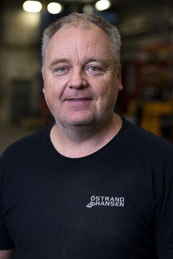 Personal på Östrand & Hansen